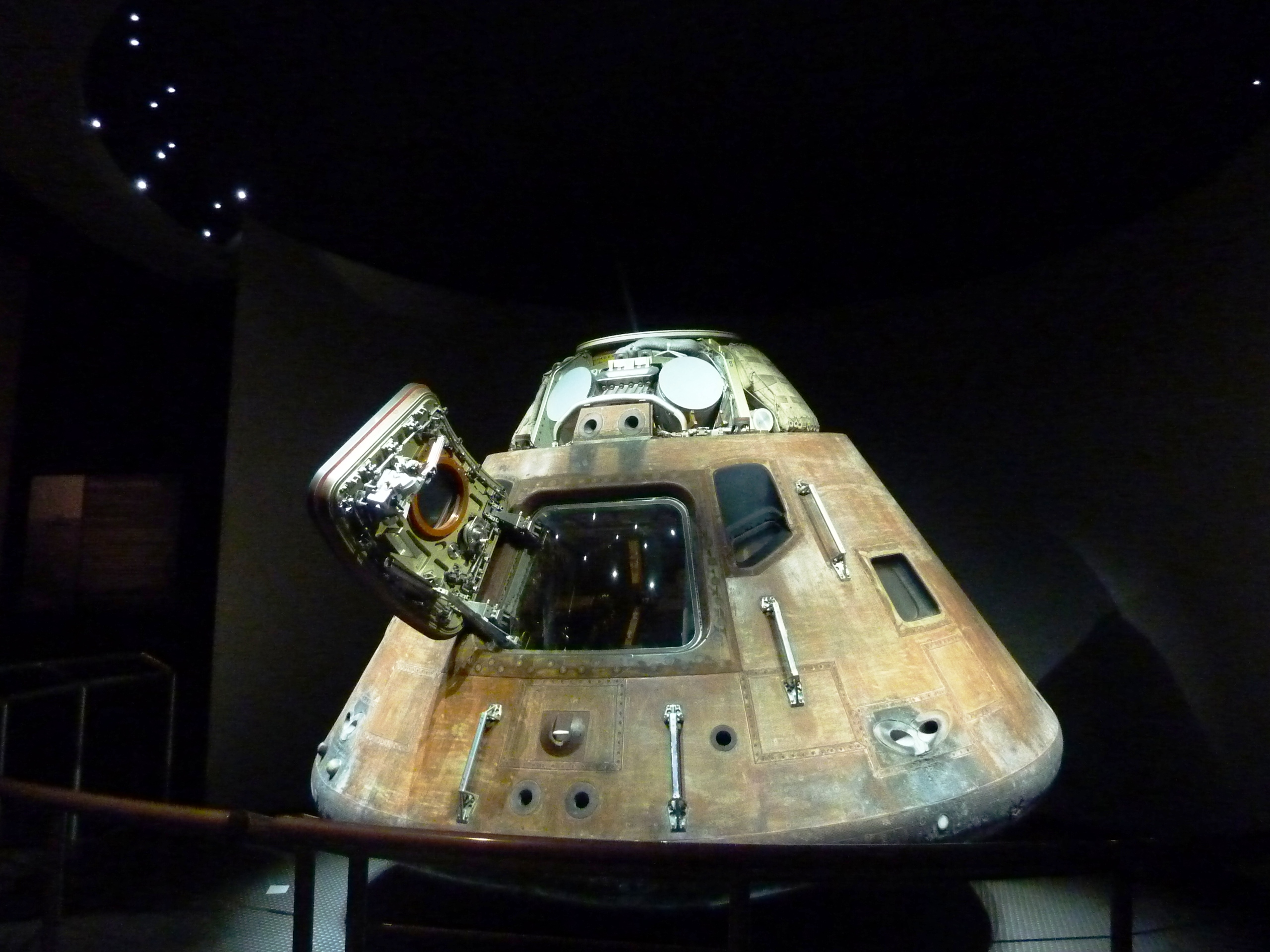 apollo 10 national space centre - photo #39
